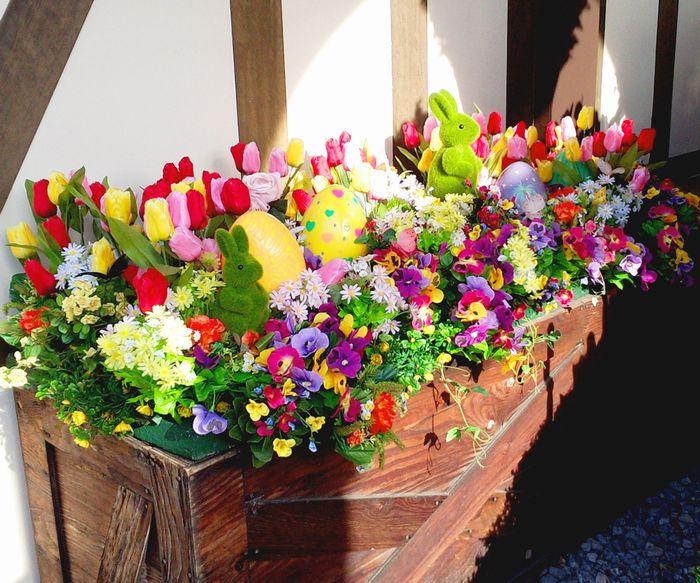 ひらパ―春装飾2