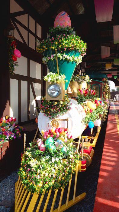 ひらパ―春装飾3